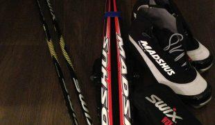 Jak dbać o narty po sezonie?