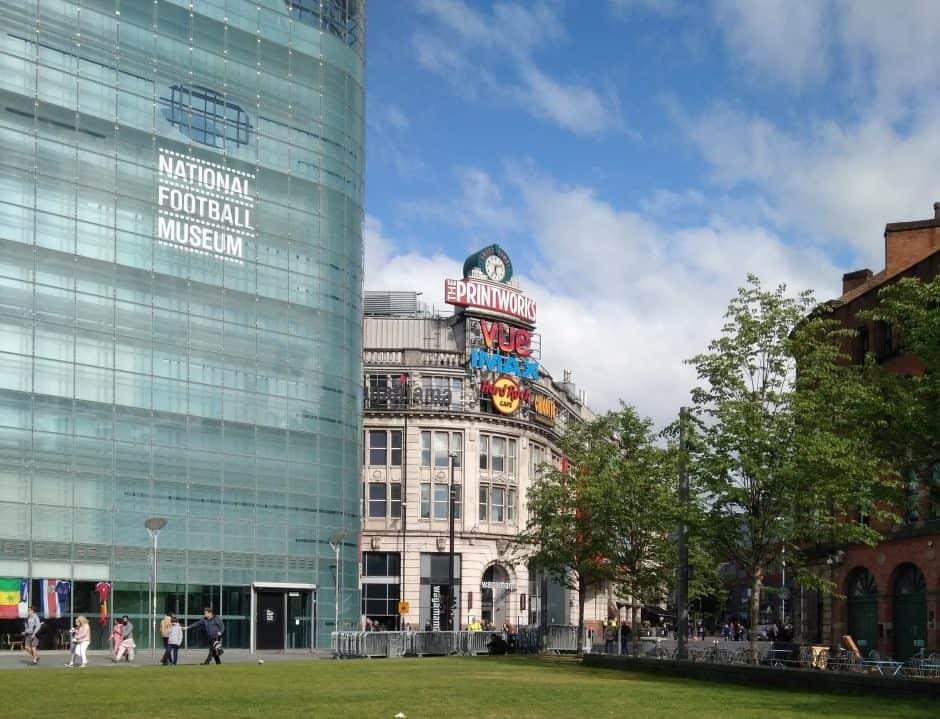 National Football Museum w Manchesterze