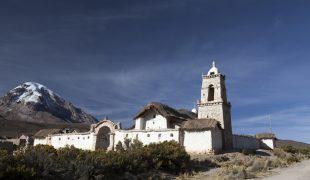 La Paz – miasto w chmurach