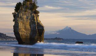 Nowa Zelandia – kraina elfów i hobbitów :) Kraj Wielkich Białych Chmur