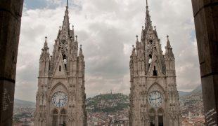 Quito - najstarsze miasto Ameryki Południowej