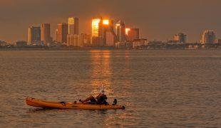 Tampa - zachodnie wybrzeże Florydy