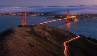 San Francisco – miasto na 48 wzgórzach