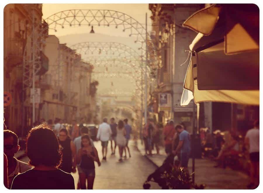 noto sicilia photo