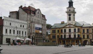Cieszyn - miasto nad Olzą