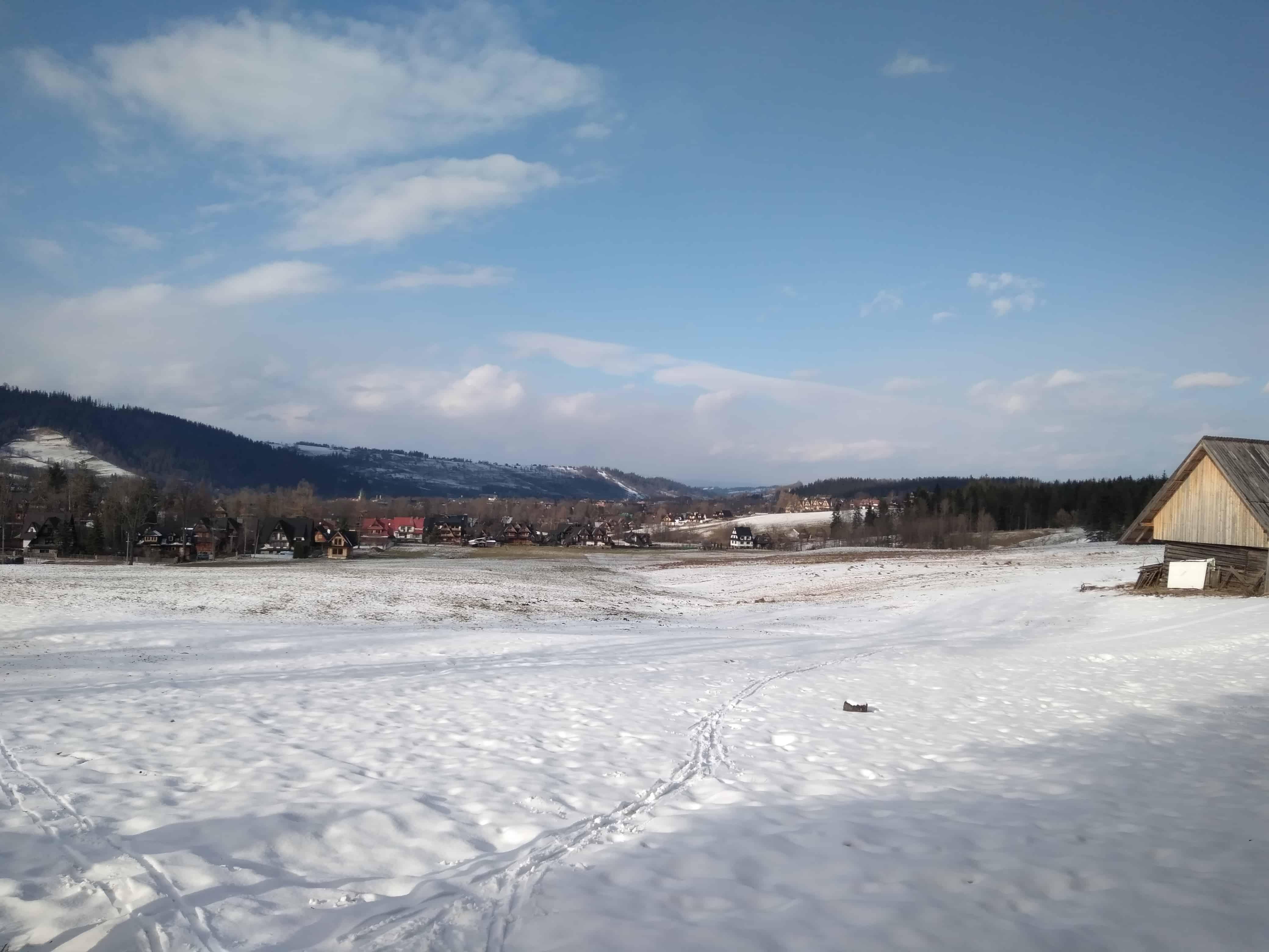 Obrzeża Tatrzańskiego Parku Narodowego