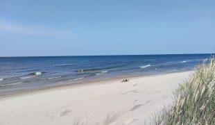 Rowerem wzdłuż Bałtyku trasą R10