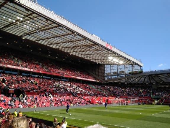 Old-Trafford-stadion-Manchester-United